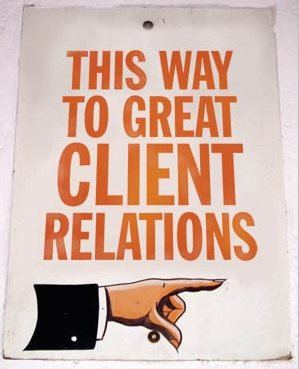 client relations