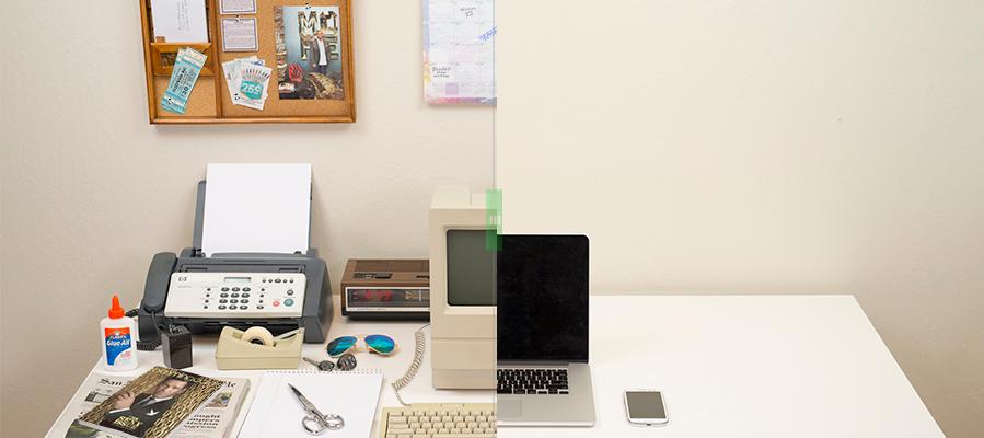 еволюция компютър бюро